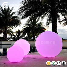 Color changing floating pool decorations led light ball led magic ball light led Christmas ball