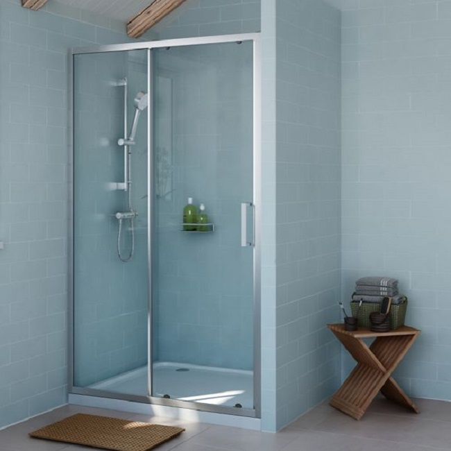 The United States Fashion Simple Shower Enclosure Glass Shower Room