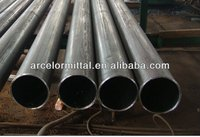 High quality Steel Pipe API 5L PSL1 SAW ERW welded carbon steel pipe mill