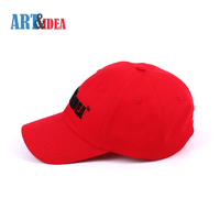 High Quality Wholesale factory price embroidered baseball cap