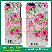 Hot Sale Printing Custom 3d Sublimation Mobile Phone Case Telephone Cover OEM Case for iphone 5C 5S