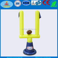 Promotion Custom Football Inflatable Goal Post, Inflatable Football Goal Post