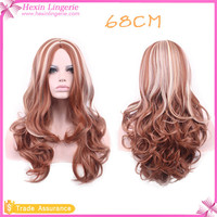 Top Quality Hairstyle Wig Hair For Wig Making