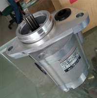 EX200-2 EX200-3 gear pump,excavator parts 9218004/4255303 hydraulic charging pilot pump,
