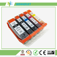 distributor wanted printer pgi570 cli571 ink cartridge for canon, disposable cartridges for canon pixma mg6850 mg6851 mg6852