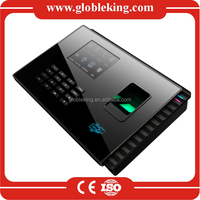 wireless fingerprint time recorder device with proximity card and biometric time attendance system