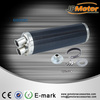chinese wholesale,Double Tail Carbon Fibre Motorcycle Exhaust Muffler Pipe