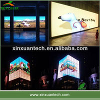 Day/Night Advertising true color rgb led display outdoor p10