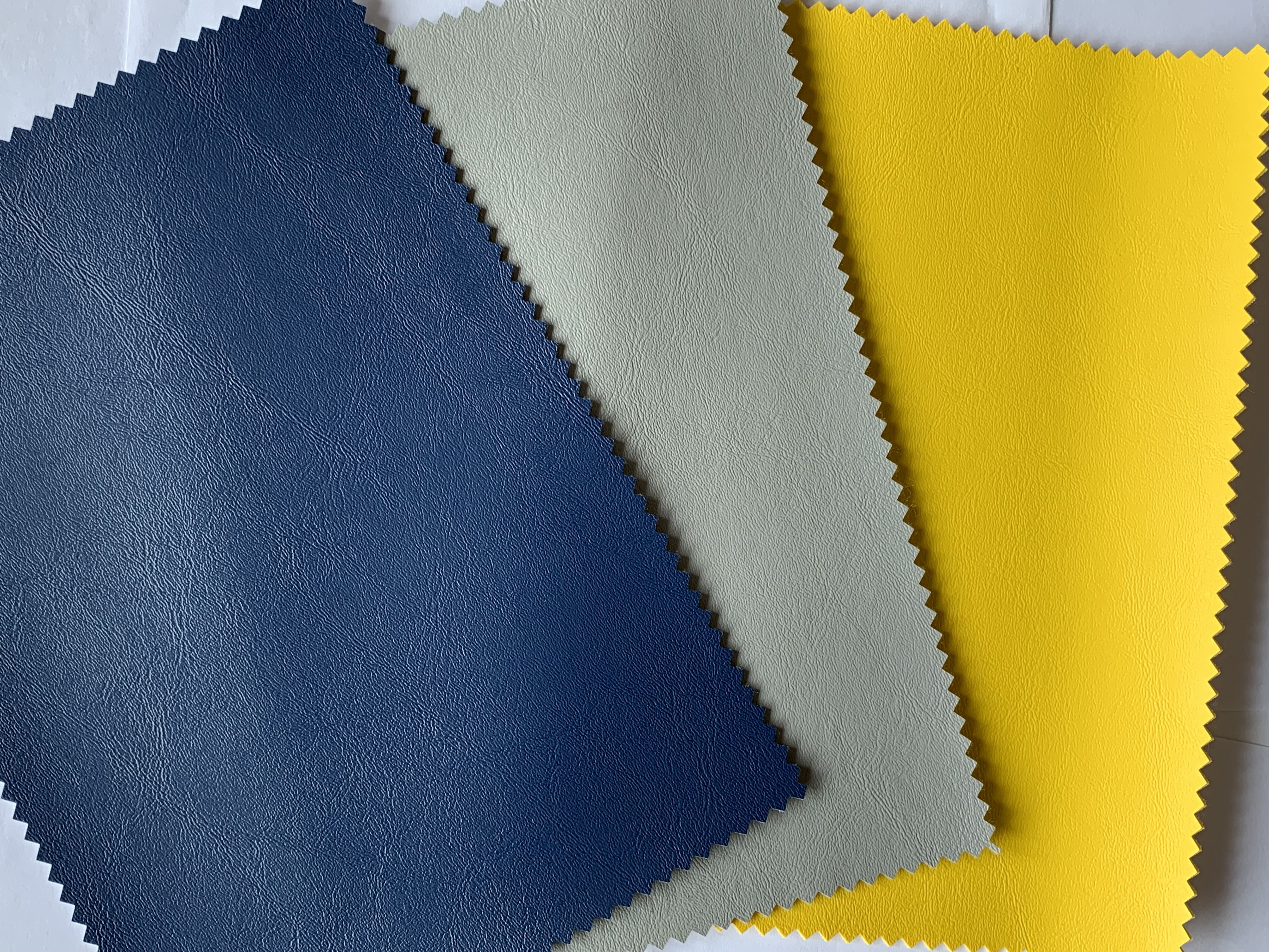 Eco PVC leather for motorcycle seat cover, Yacht,  QUV 650 Hours
