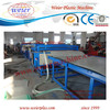 turn key project plastic hollow board machine production line