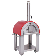 Charcoal Grill Machine Fast Portable Wood Fired Pizza Oven