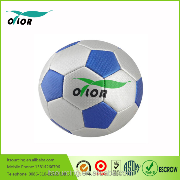Official health care promotional inflatable retro soccer ball