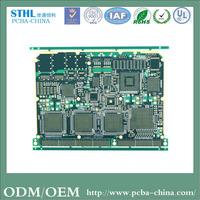 Fm radio usb sd card mp3 player circuit board