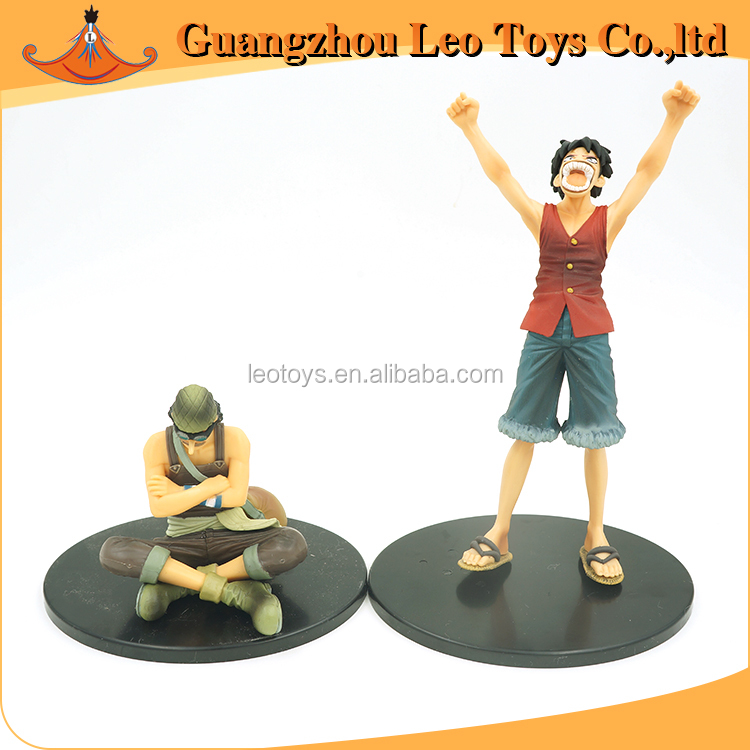 Make Your Own One Piece Anime Action Luffy Human Figure Toy