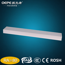 Project Lighting 300X1200mm 40W surface mounted Ceiling Panel Lights