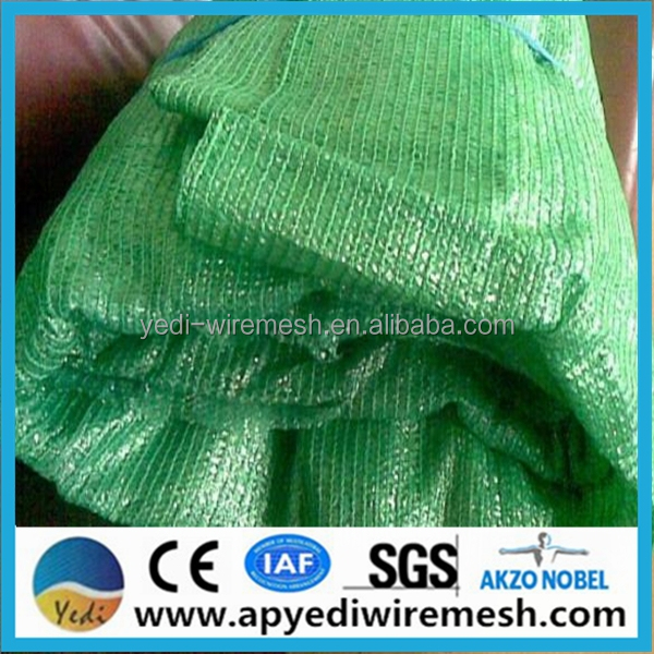 High quality and low price plastic shading nets/sunshade netting