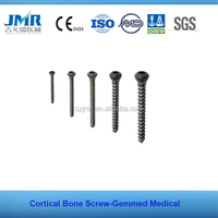 Metal Trauma orthopedic surgical bone plate screws Clavicle Reconstruction Plate surgical screws and plates