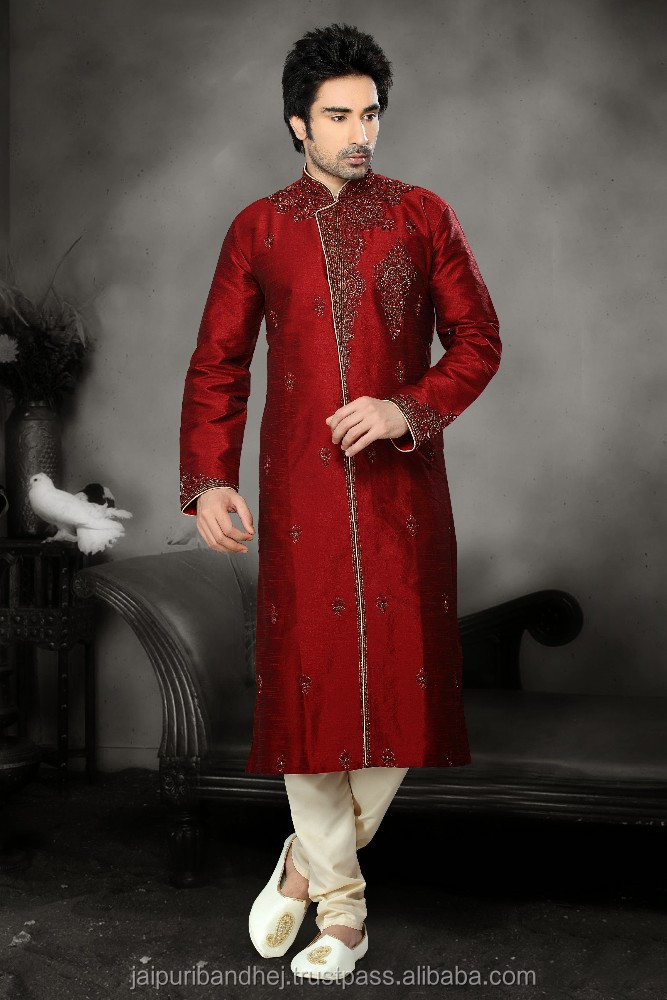 Wholesale Long Sleeve Fashion Kurta For Men