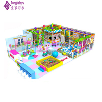 most funny candy type soft foam indoor playground different models of kids play ground games