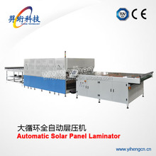 full automatic solar panel laminator used for Solar Module Manufacturing from China