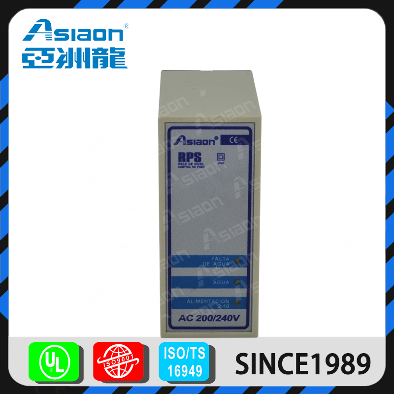 ASIAON Made In China Good Quality AC 36V 48V GSM Water Level Switch Float Controller