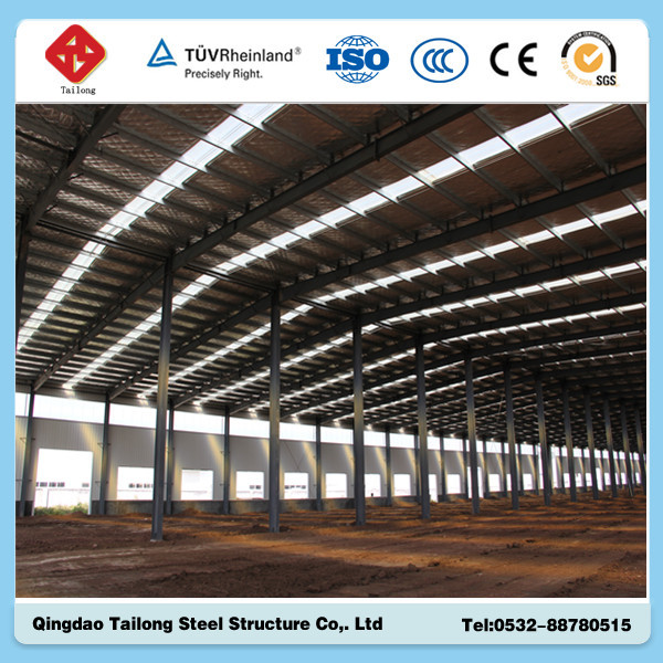 high quality prefabricated aluminium structure house
