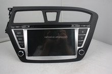 2 din android car gps for hyundai i20 car dvd player with GPS, iPOD, RDS, TV, Wifi, 3G, Mirror link, canbus functions