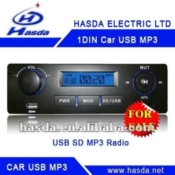 Car sd usb music player