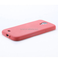 Soft Concise Jelly Case Silicone Cover Case For Samsung Galaxy S4