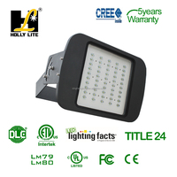 IP65 Rated LED tunnel light 120W replace 400W HID lamps,DLC rebate