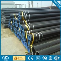 lowest price mechanical properties st52 steel pipe on sale