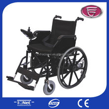 Strong frame power wheelchairs/wide wheel power wheelchairs/hemiplegic power wheelchairs