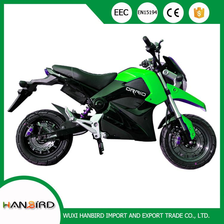 High Power M series 48V to 72V 2000w to 9000w Autobike For Adult