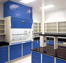 biology lab equipment ductless PP fume hood