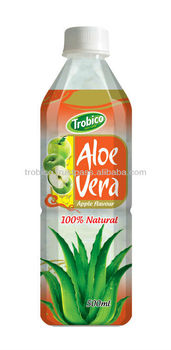 500ml special PET Bottle Aloe Vera With Apple Flavor from Viet Nam