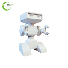 Fast drawing design sample 3d printing Robot toy