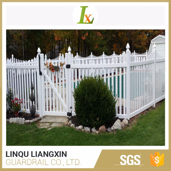 Test Report Available Custom Desgin Small Fences For Gardens