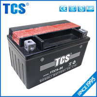 best sell 12v7ah MF motorcycle battery made in China