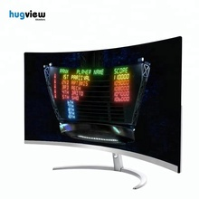best-selling new style gaming 27 inch curved monitor DC12V desktop computer monitor