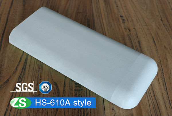 Wall Mounted High Quality Anti-bacterial Flame Retardant wall protection For Hospital Corridor