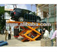 Hydraulic Automotive Lift