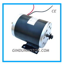 500w 24v Small Electric Dc motor for scooters model ZY1020