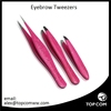 Bling Eyebrow Tweezers, Shinning Eyebrow Tweezers Set, Eyebrow Tweezers Gift Set
