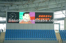 Linso Full color & High-definition Sports Permeter LED Display Screen, P10, P16, P20 Outdoor Digital Signage display