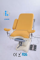Gynecology electricity obstetric chair