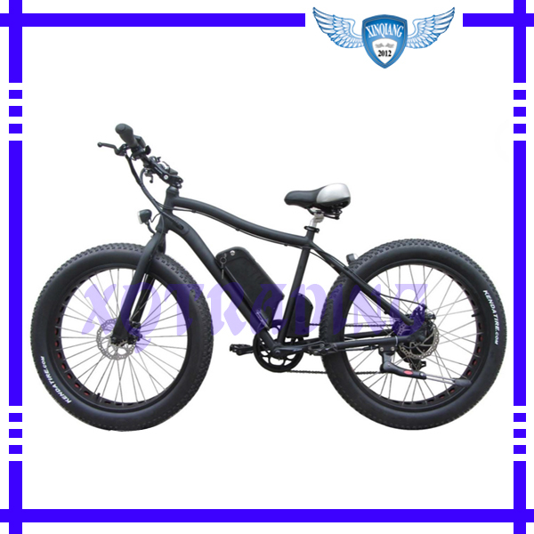 500W Electric Bicycle