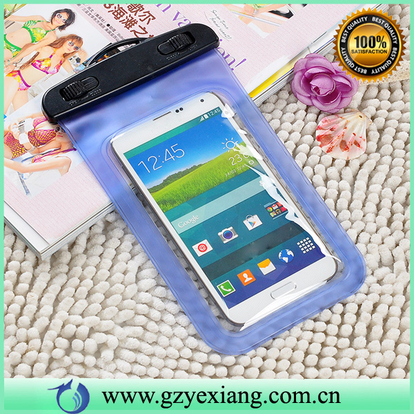 professional design pvc waterproof case for samsung galaxy s3 mini i8190