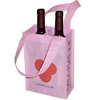 Quality best sell eco non woven wine bottle cooler bag