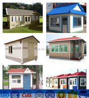 2016 sales Fabricated House, Prefabricated House, Pre-fabricated House