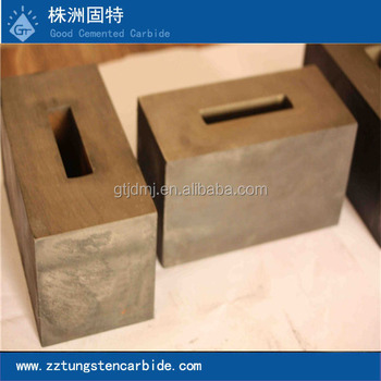 Tungsten Alloy Die for Making Square Bar